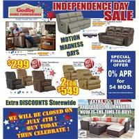Independence Day Sale Flyer