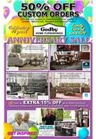 Anniversary Sale Flyer