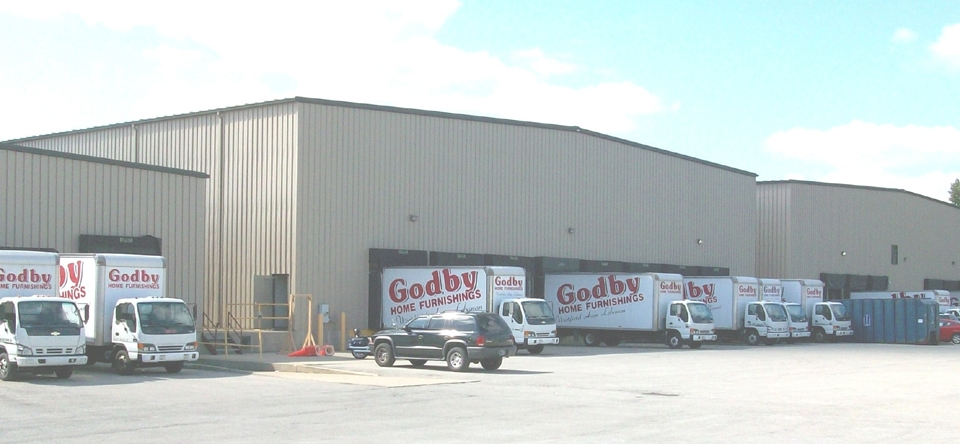 . Godby Home Furnishings   About Us