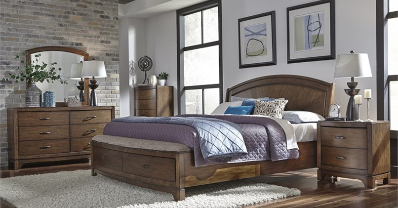 Bedroom Furniture - Godby Home Furnishings - Noblesville, Carmel ...