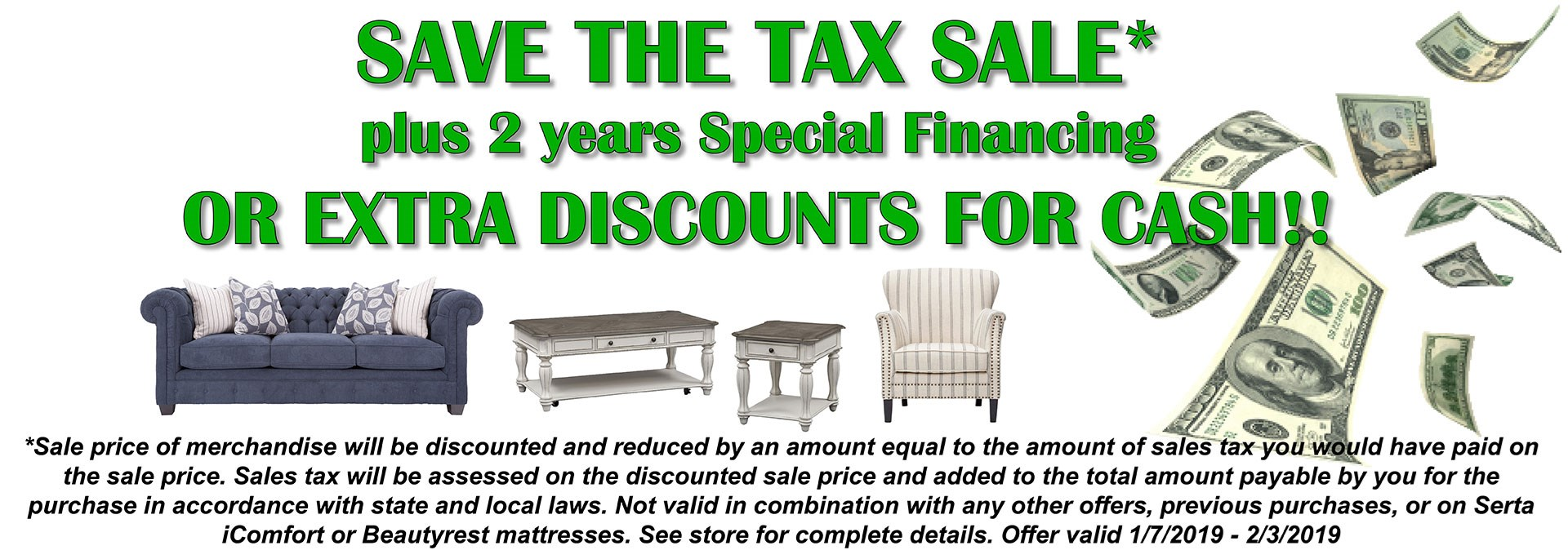 save the tax sale