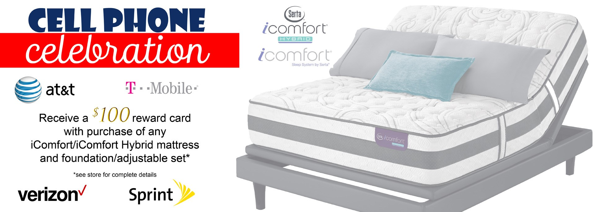 pres day mattress offer