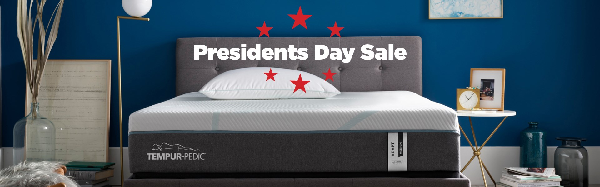 Presidents Day sale; see store for details