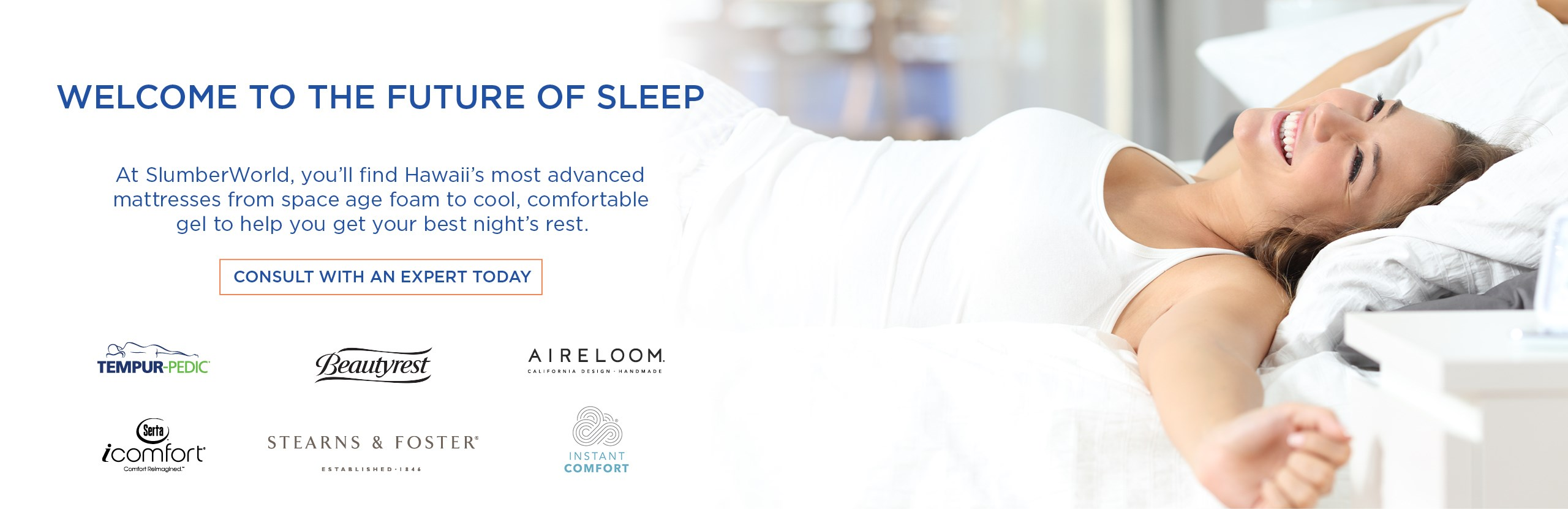 Welcome to the future of sleep