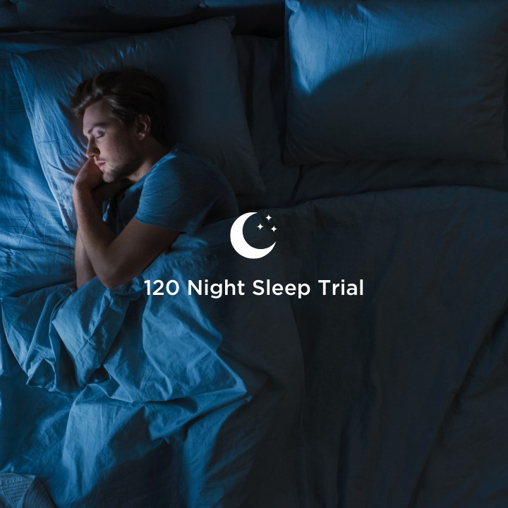 120 night sleep trial