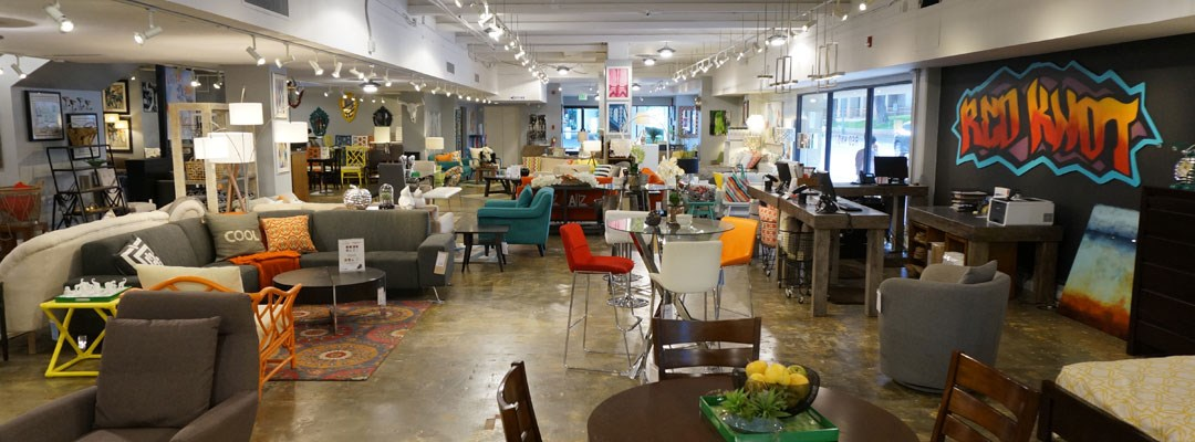 Red knot honolulu hawaii furniture store