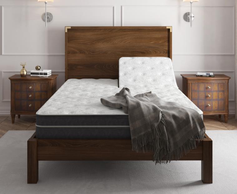 Room Shot of Instant Comfort Mattress