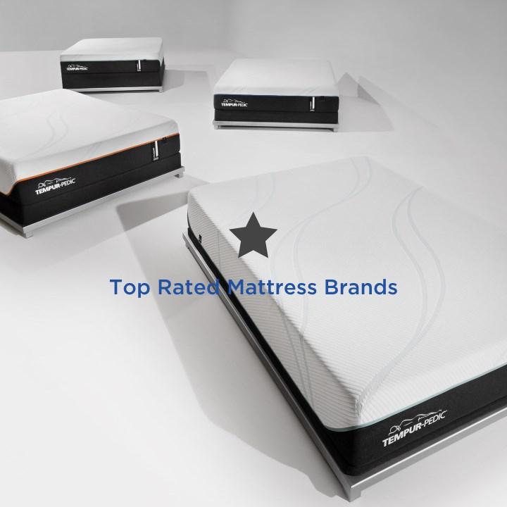 Top Rated Mattress Brands