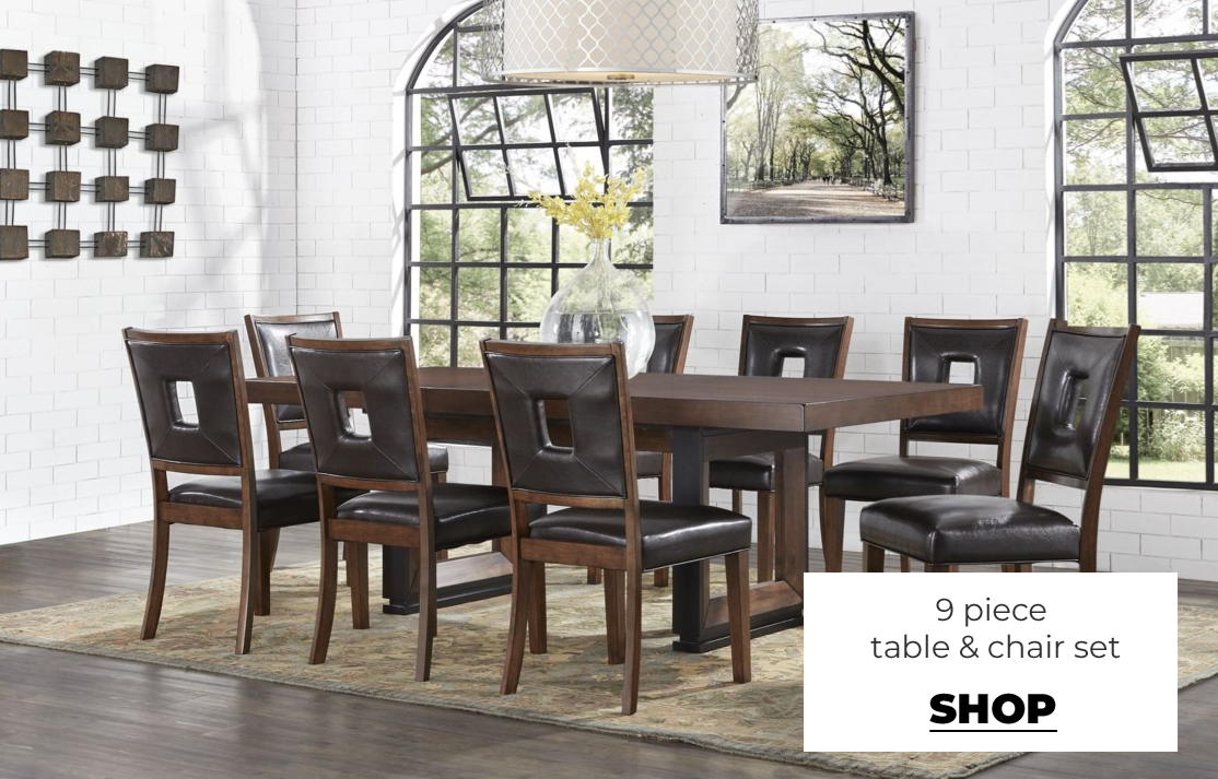 Dining Room Table And Chair Sets Cheap