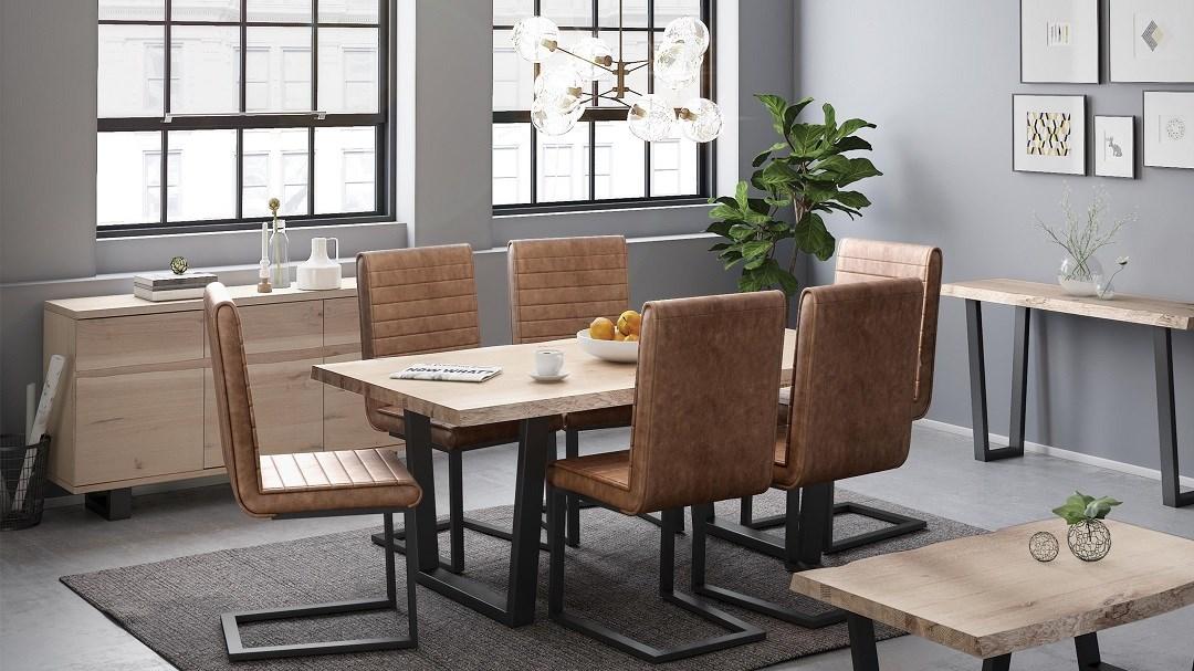 Oak Mill Dining Set