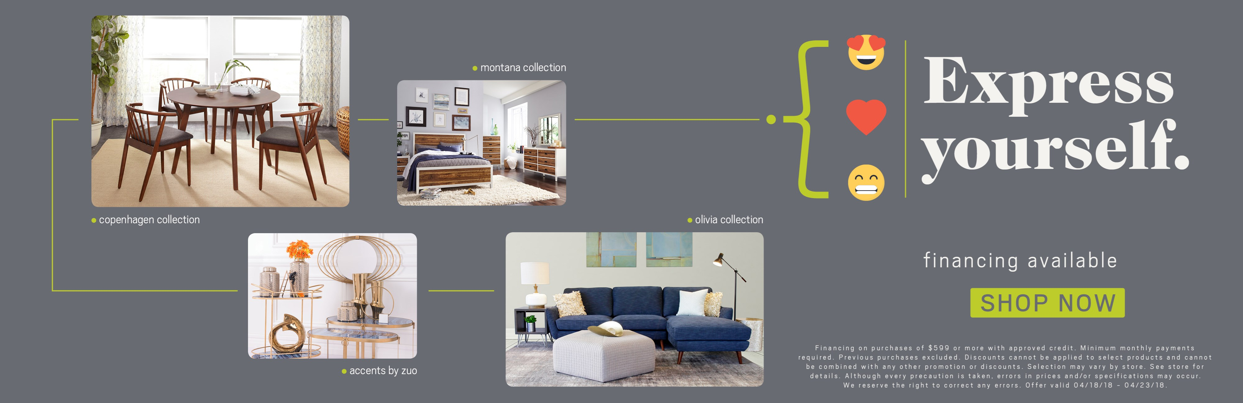 Dining Bedroom Living Room And Accent Furniture Financing Available See Store