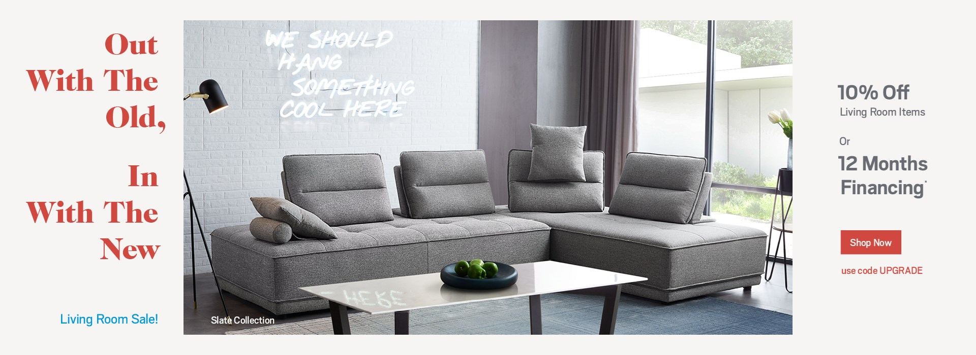 Save 10% off qualifying living room items. See store for details.