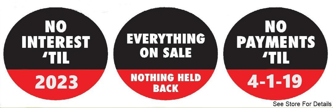 Post Thanksgiving Sale