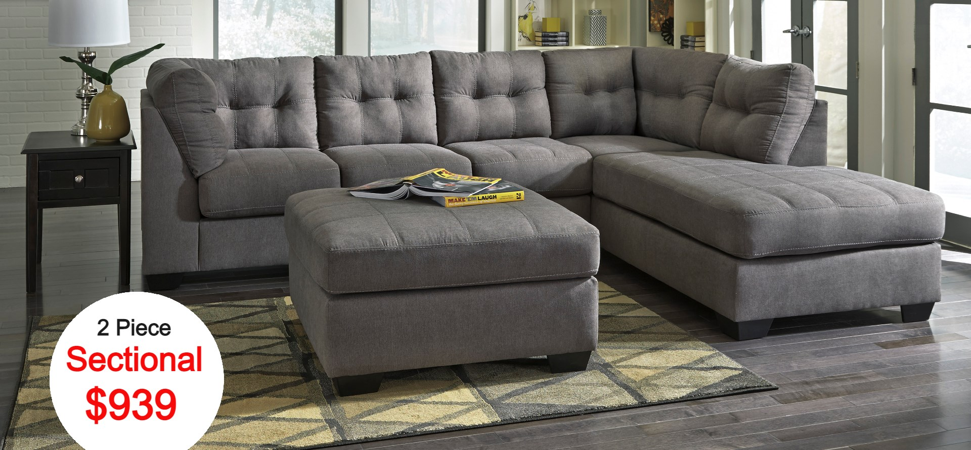 Sectional $939
