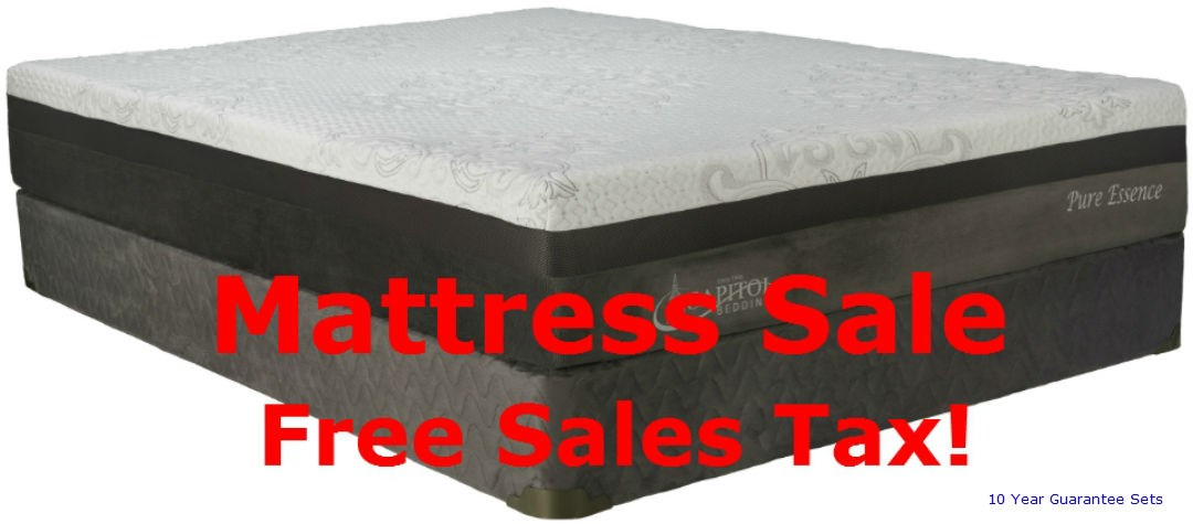 Mattress Sale!