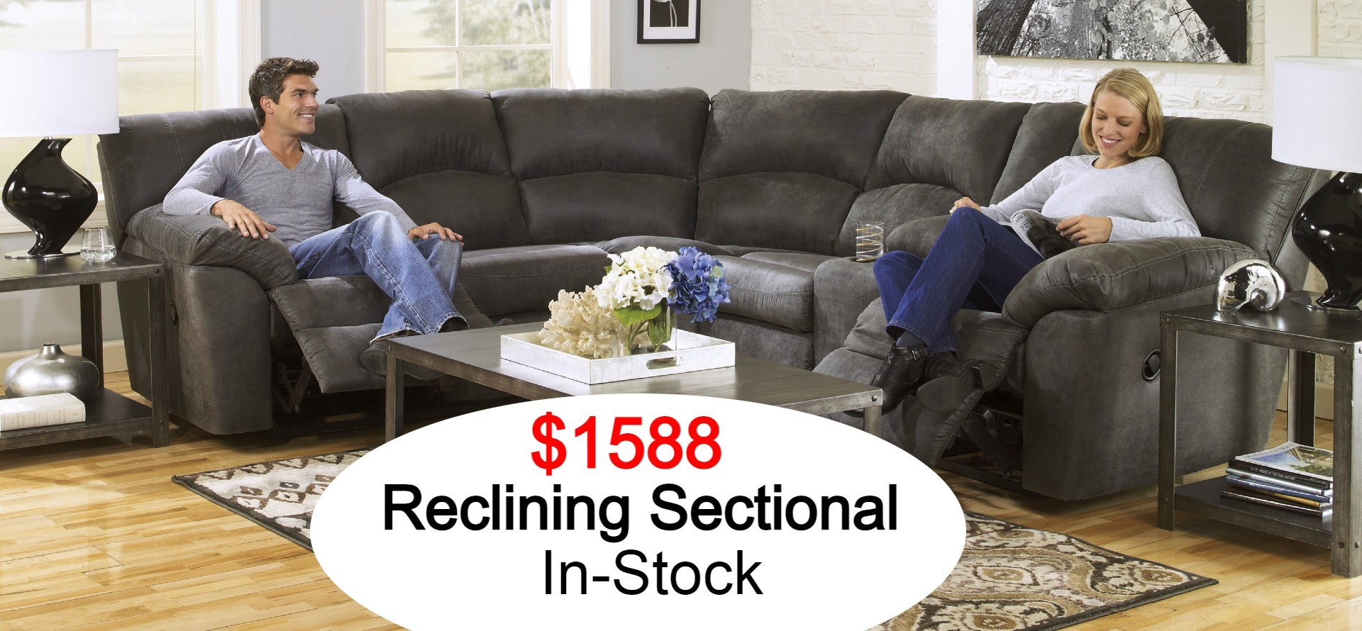 $1548 Sectional