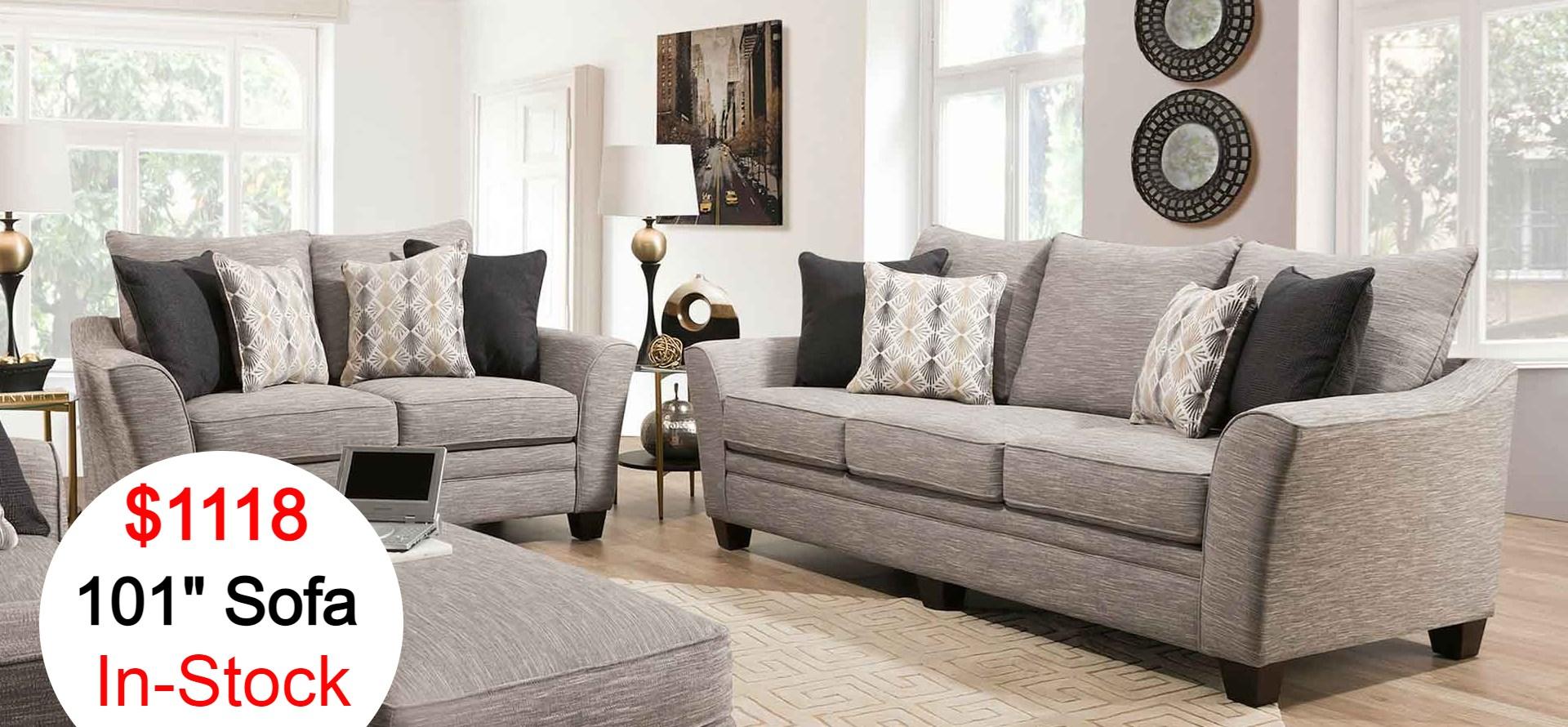 """101"""" Sofa"""