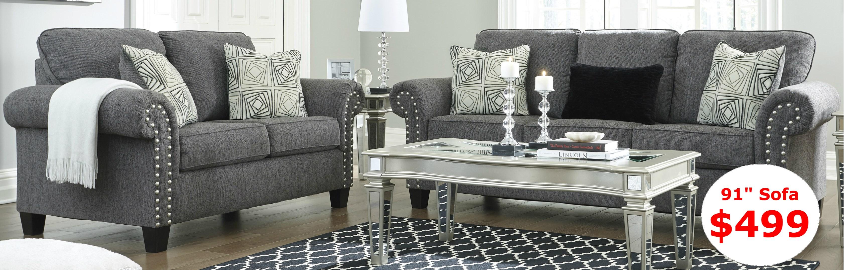$499 Sofa
