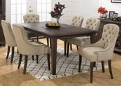 formal table and chair sets