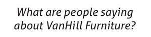 VanHill Testimonials