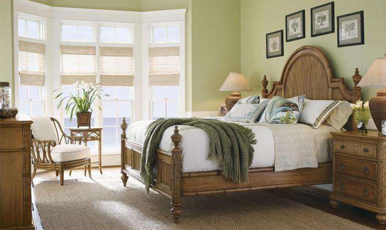 Tropical Bedroom Set