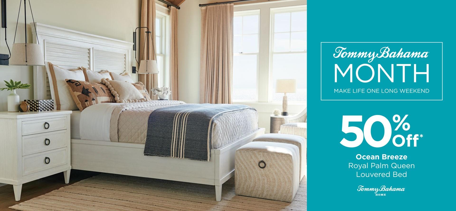 ocean breeze bed