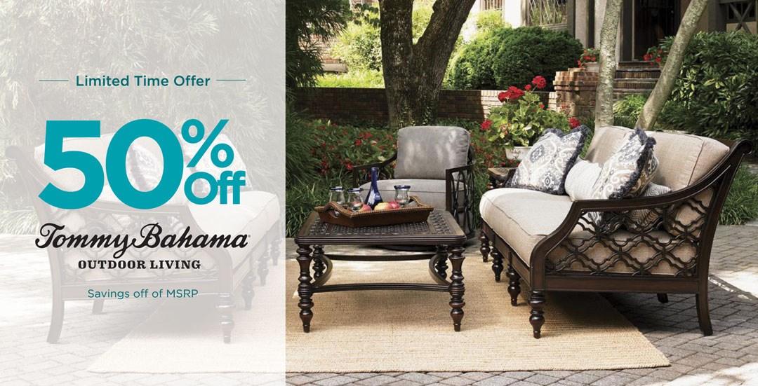 50% off outdoor
