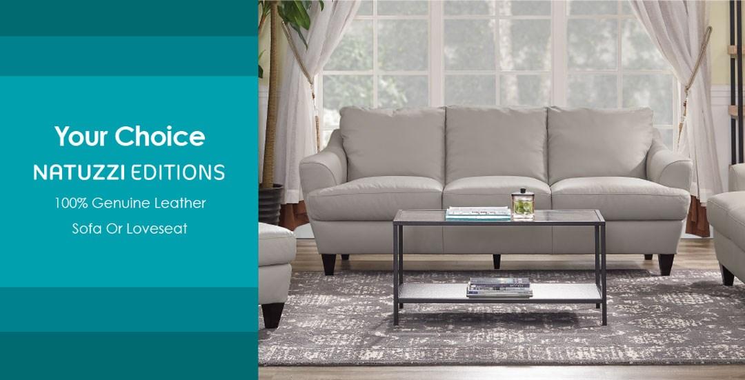 LPY - natuzzi sofa