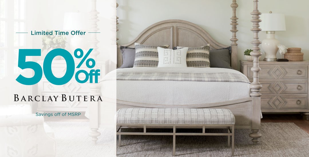 50% off Barclay