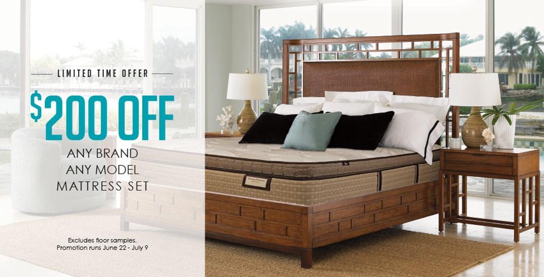 $200 off mattresses