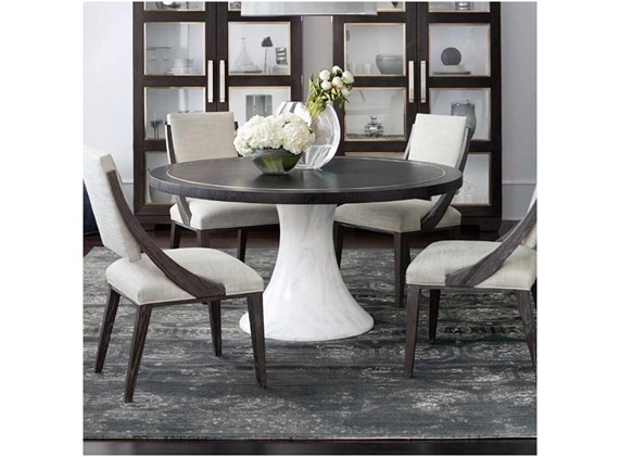 Mixed Material Dining Room