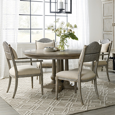 Hooker Furniture Alfresco 5-Piece Table and Chair Set
