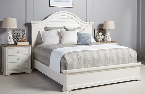 A.R.T. Furniture Inc Palisade Queen Panel Bed