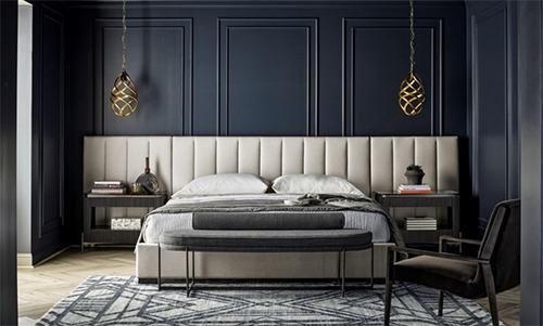 Universal Nina Magon 941 Queen Bedroom Group
