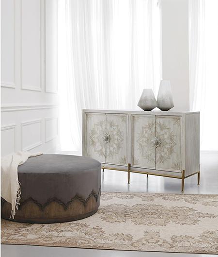 Hooker Furniture 4-Door Accent Chest