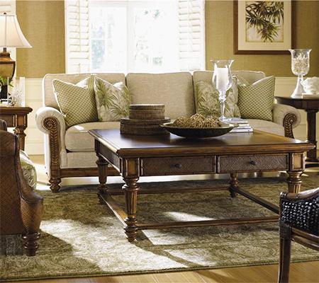 Island Estate Living Room