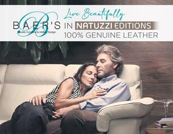 Natuzzi Editions Leather