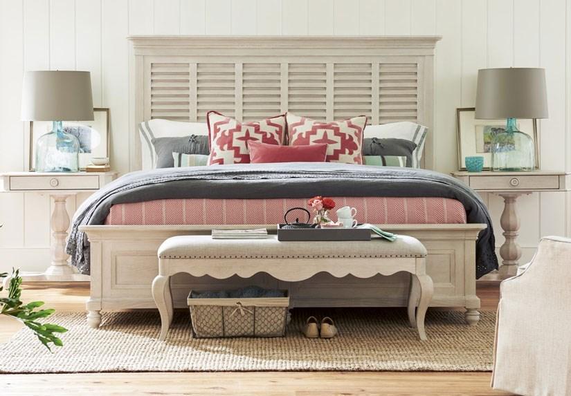 Paula Deen By Universal Bungalow Queen Bed