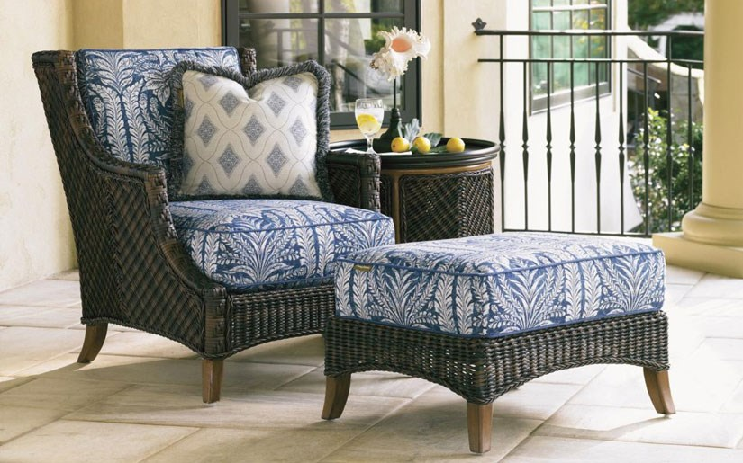 Tommy Bahama Island Estate Lanai Outdoor Lounge Chair