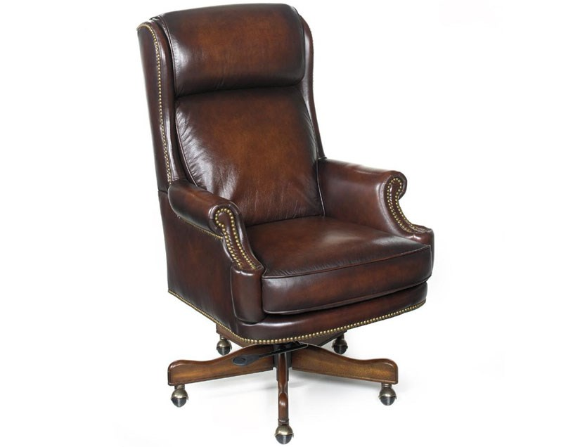 give your office chair a promotion with leather baer s furniture