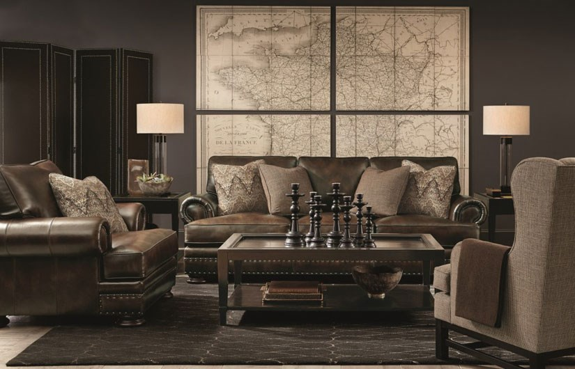 Leather Upholstery Vs Fabric Upholstery For Your Sofa ...