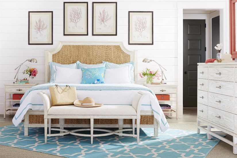coastal inspired furniture coastal coastal style bedroom whats your shore style nautical tropical or coastal baers
