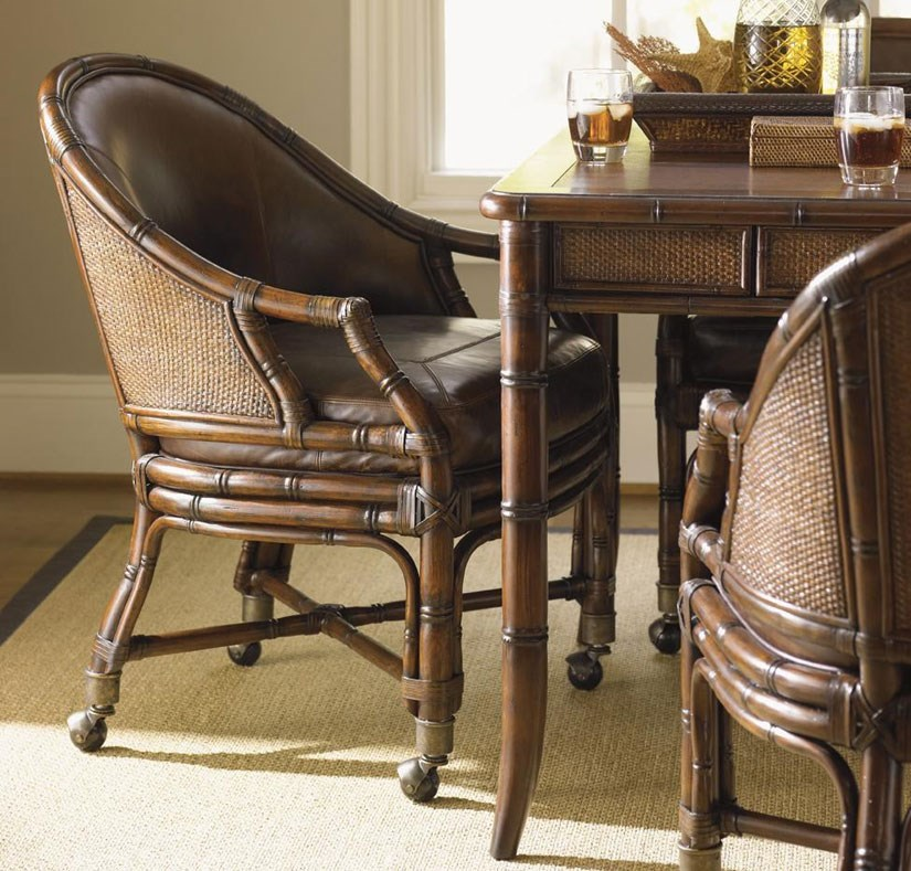 Surprising 5 Ways To Use Leather Furniture In Tropical Home Decor Ibusinesslaw Wood Chair Design Ideas Ibusinesslaworg