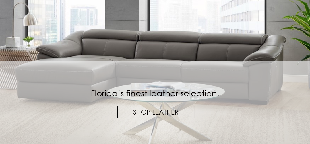 Florida's Finest Leather Selection