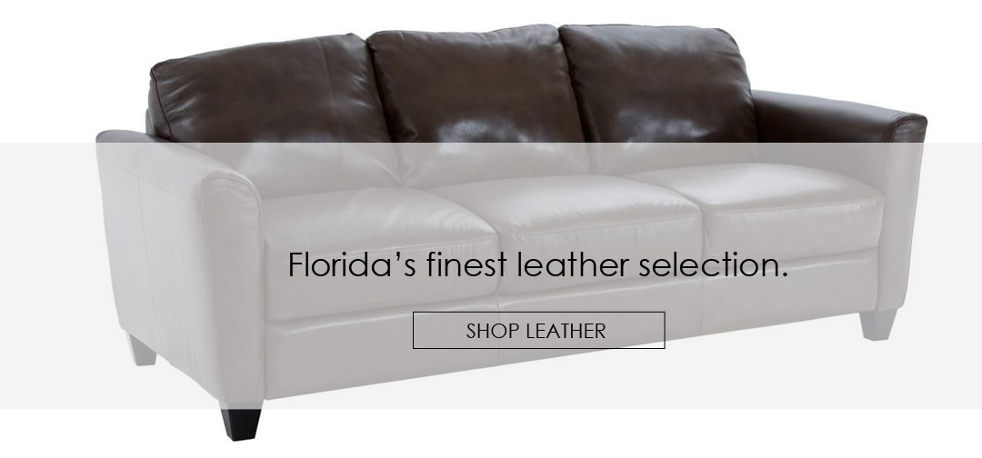 Genial Leather Furniture In Florida