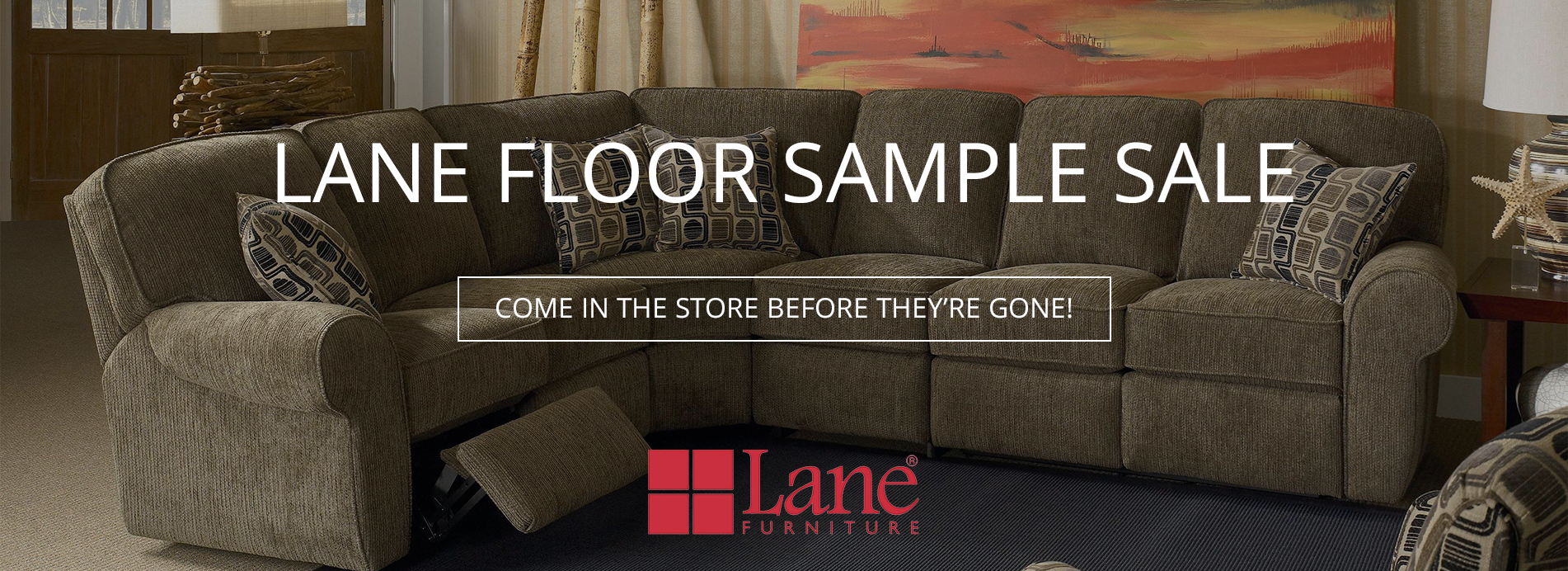 Lane Floor Sample Sale