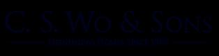 C.S. Wo & Sons logo