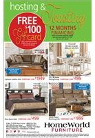 Free $100 gift card and 12 months financing; see store for details.