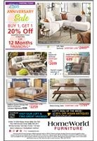 Buy one get one 20% off or ask about 12 months financing. See store for details