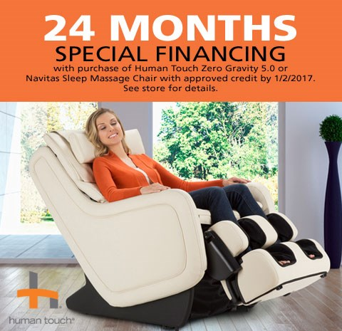 24 months special financing. See store for details.